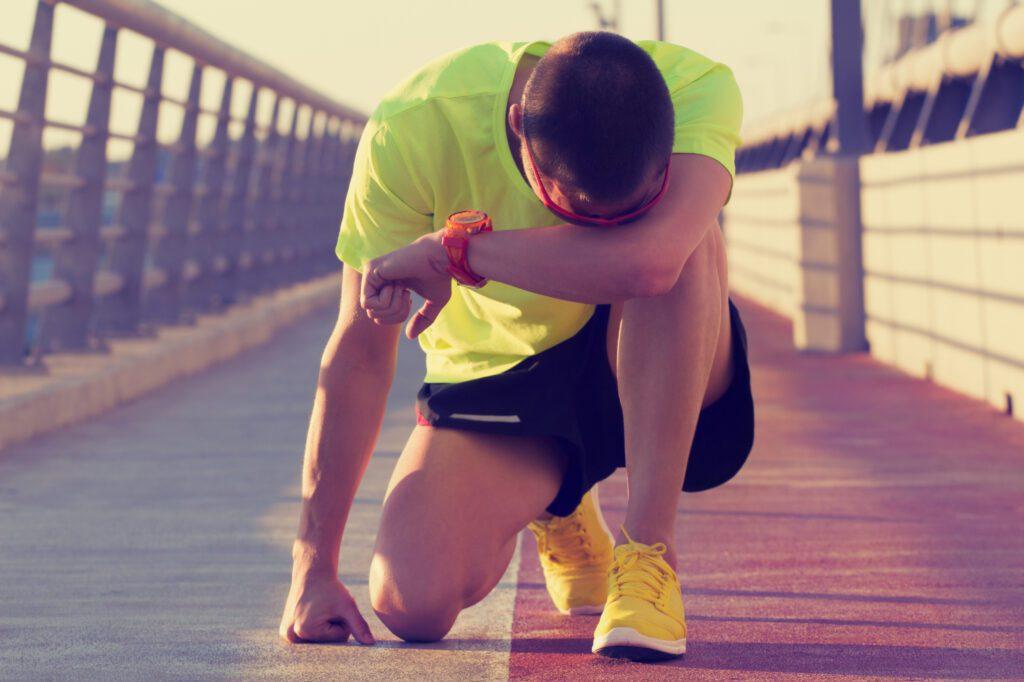 Sports specific Running rehabilitation
